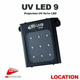 JB SYSTEMS - UV LED 9