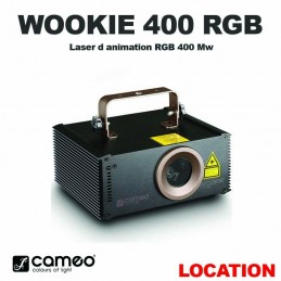CAMEO - WOOKIE 400 RGB