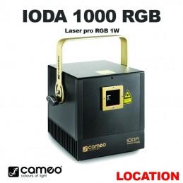 CAMEO - IODA 1000 RGB