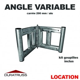 DURATRUSS - ANGLE VARIABLE ALU