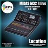 MIDAS - M32R LIVE
