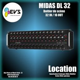 MIDAS - DL32
