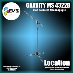 GRAVITY - MS 4322 B