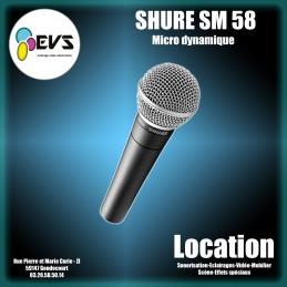 SHURE - SM 58