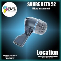 SHURE - BETA 52