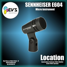 SENNHEISER - E 604