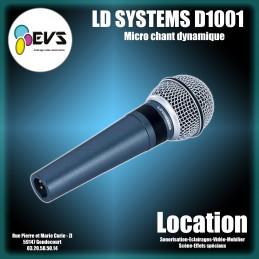 LD SYSTEMS - D1001