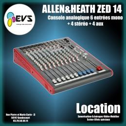 ALLEN & HEATH - ZED 14