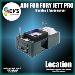 ADJ - FOG FURY JETT PRO