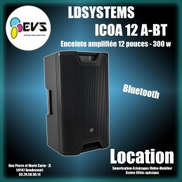 LD SYSTEMS - ICOA 12A BT