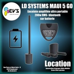 LD SYSTEMS - MAUI 5 GO