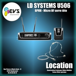 LD SYSTEMS - U506 BPHH