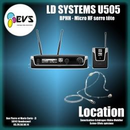 LD SYSTEMS - U505 BPHH