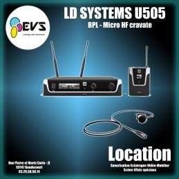 LD SYSTEMS - U505 BPL