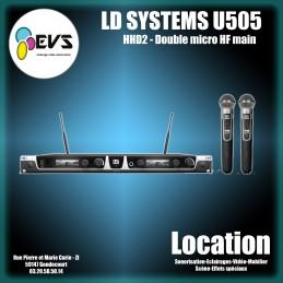 LD SYSTEMS - U505 HHD2
