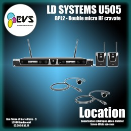 LD SYSTEMS - U505 BPL2