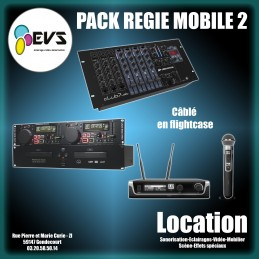 PACK REGIE MOBILE 2