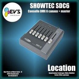SHOWTEC - SDC 6