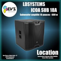 LD SYSTEMS - ICOA SUB 18A