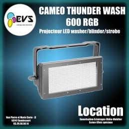 CAMEO - THUNDER WASH 600 RGB