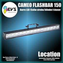 CAMEO - FLASHBAR 150