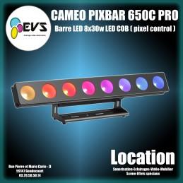 CAMEO - PIXBAR 650 CPRO