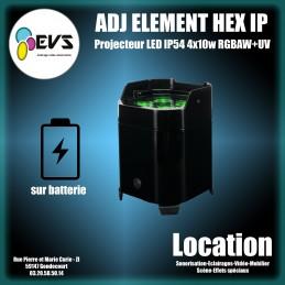 ADJ - ELEMENT HEX IP