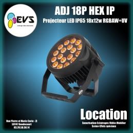 ADJ - 18P HEX IP