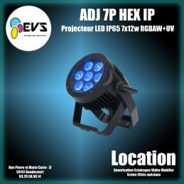 ADJ - 7P HEX IP