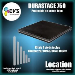 DURASTAGE 750 - 1x1M