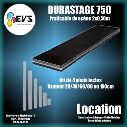 DURASTAGE 750 - 2x0.50M