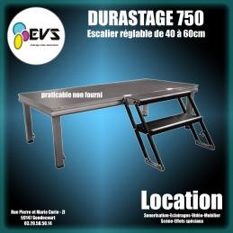 DURASTAGE - ESCALIER 40/60 CM