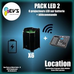 PACK LED 2