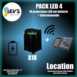 PACK LED 4
