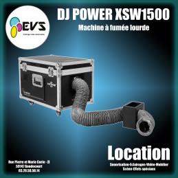 DJ POWER - XSW 1500