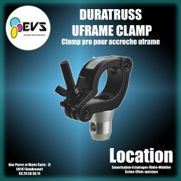 DURATRUSS - CLAMP UFRAME