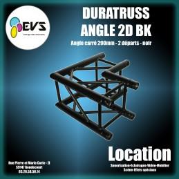 DURATRUSS - ANGLE 2D BLACK