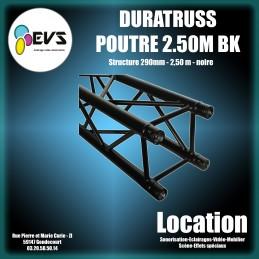 DURATRUSS - POUTRE 250 CM...
