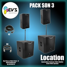 PACK SON 3