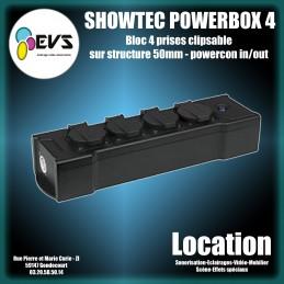 SHOWTEC - POWER BOX 4