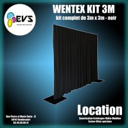 KIT WENTEX 3x3m
