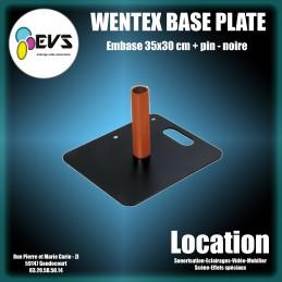 WENTEX - BASE PLATE 30X35
