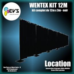 WENTEX - KIT 12ML