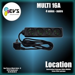 Location MULTI 4 VOIES