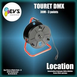 TOURET DMX - 30M