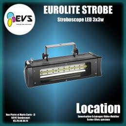 EUROLITE - LED STROBE 3