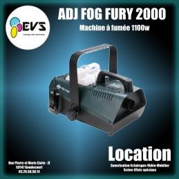 ADJ - FOG FURY 2000