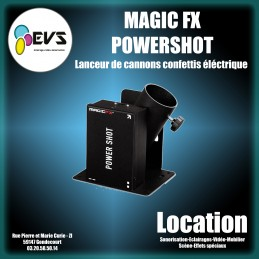 MAGIC FX - POWERSHOT