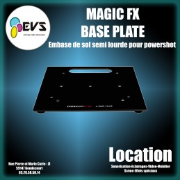 MAGIC FX - BASEPLATE