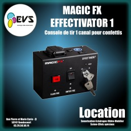 MAGIC FX - EFFECTIVATOR 1